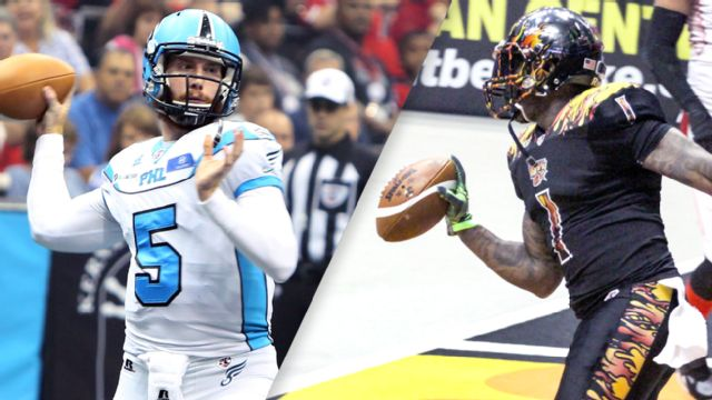 Philadelphia Soul vs. LA Kiss
