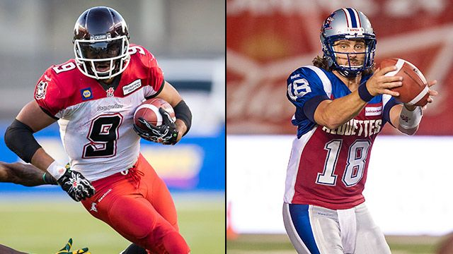 Calgary Stampeders vs. Montreal Alouettes