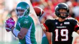 Saskatchewan Roughriders vs. Calgary Stampeders