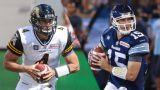 Hamilton Tiger-Cats vs. Toronto Argonauts