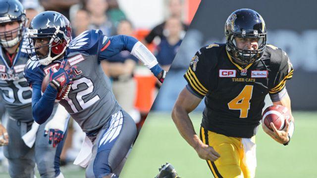 Montreal Alouettes vs. Hamilton Tiger-Cats