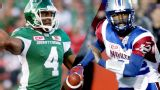 Saskatchewan Roughriders vs. Montreal Alouettes