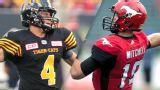 Hamilton Tiger-Cats vs. Calgary Stampeders