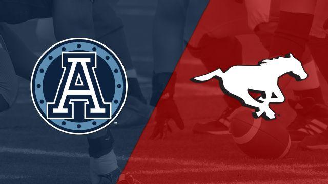 Toronto Argonauts vs. Calgary Stampeders