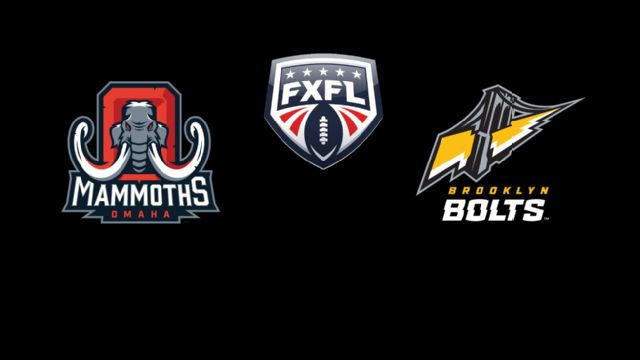 Omaha Mammoths vs. Brooklyn Bolts