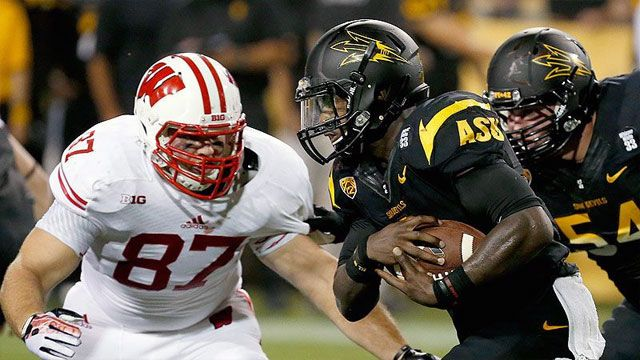 #20 Wisconsin vs. Arizona State