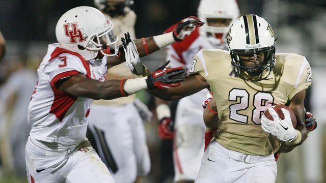 Houston vs. #21 Central Florida
