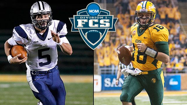 New Hampshire vs. North Dakota State (Semifinal #1): NCAA FCS Championship