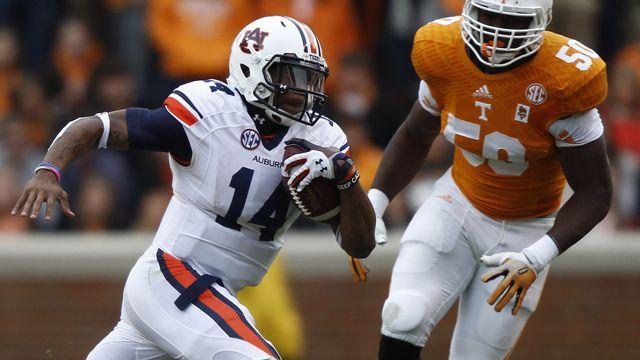#9 Auburn vs. Tennessee