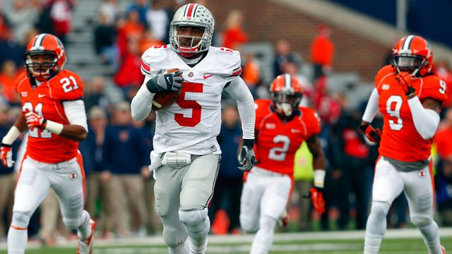 #3 Ohio State vs. Illinois