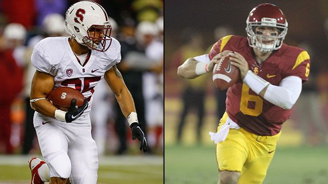 Stanford vs. USC (re-air)