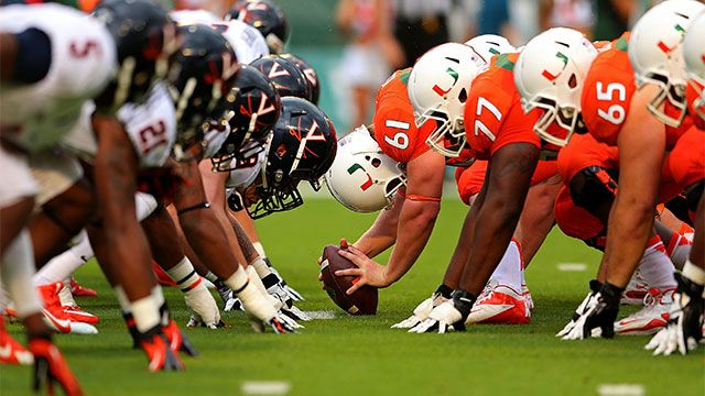 Virginia vs. Miami (Fla)