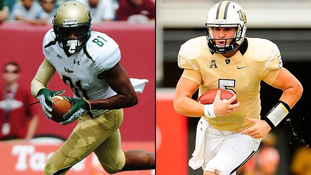 South Florida vs. #19 Central Florida