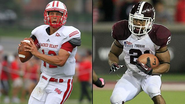 Sacred Heart vs. Fordham (First Round): NCAA Division I Football Championship