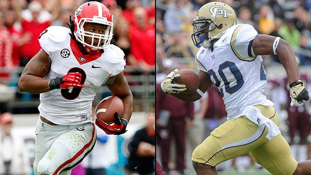 Georgia vs. Georgia Tech (re-air)