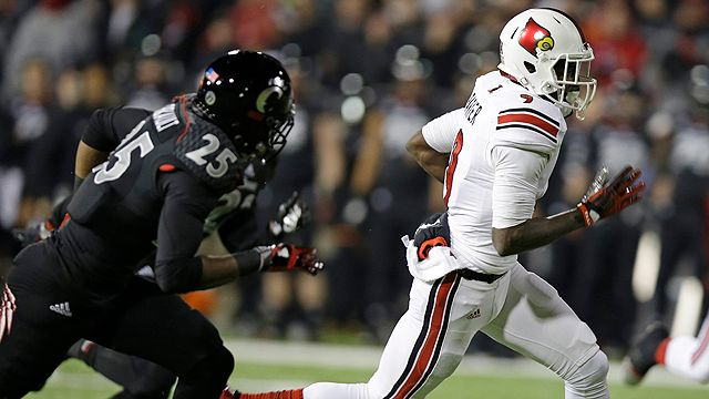 Louisville vs. Cincinnati (re-air)
