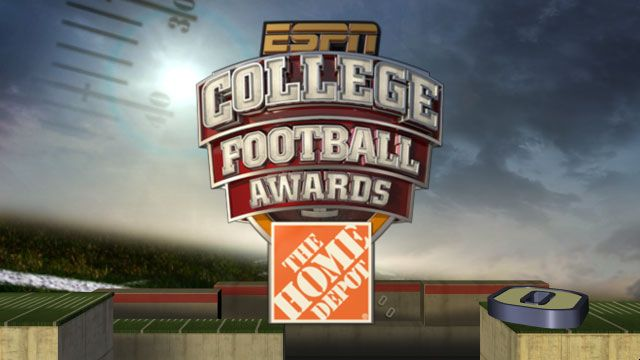 The Home Depot College Football Awards