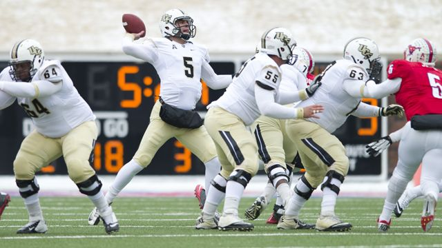 #16 Central Florida vs. SMU