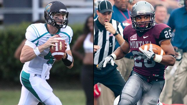 Coastal Carolina vs. Montana (Second Round): NCAA FCS Championship