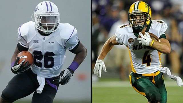 Furman vs. North Dakota State (Second Round): NCAA FCS Championship