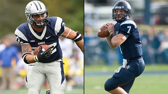 New Hampshire vs. Maine (Second Round): NCAA FCS Championship