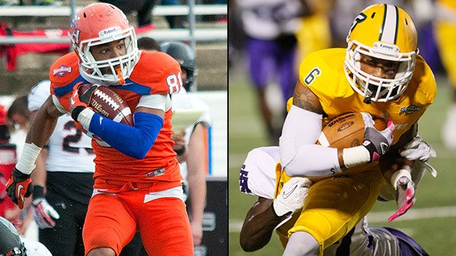 Sam Houston State vs. Southeastern Louisiana (Second Round): NCAA FCS Championship