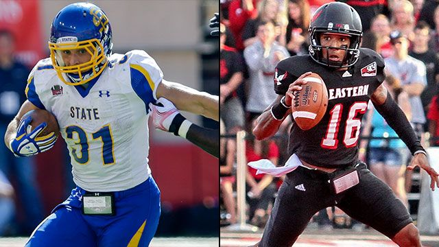 South Dakota State vs. Eastern Washington (Second Round): NCAA FCS Championship