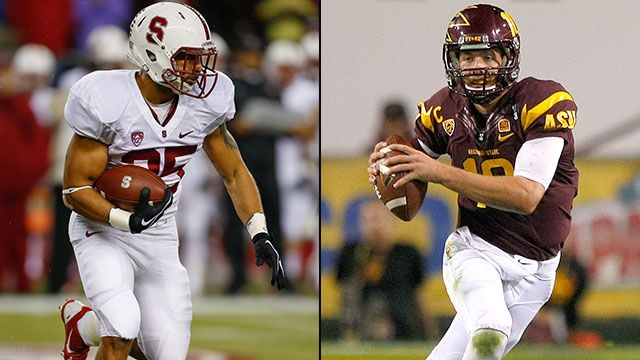 #7 Stanford vs. #11 Arizona State: Pac-12 Championship