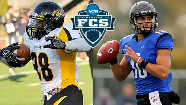 Towson vs. Eastern Illinois (Quarterfinals): NCAA FCS Championship