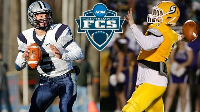 New Hampshire vs. Southeastern Louisiana (Quarterfinals): NCAA FCS Championship