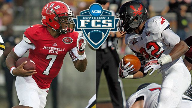 Jacksonville State vs. Eastern Washington (Quarterfinals): NCAA FCS Championship