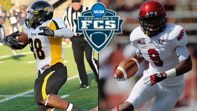 Towson vs. Eastern Washington (Semifinal #2): NCAA FCS Championship