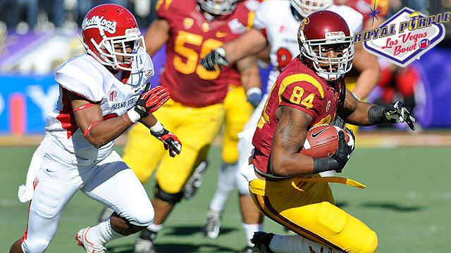 #20 Fresno State vs. #25 USC: Royal Purple Las Vegas Bowl