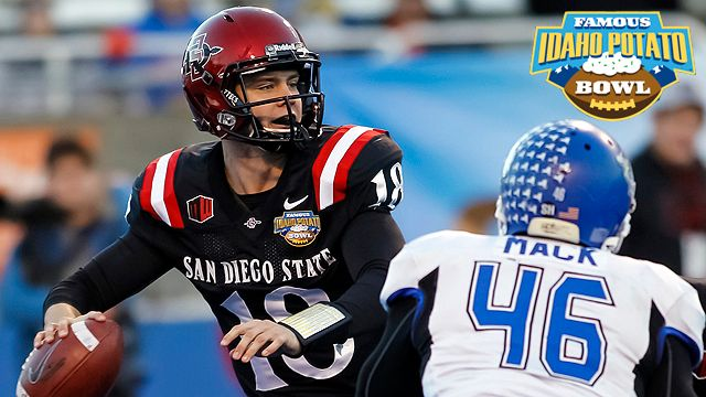 Buffalo vs. San Diego State: Famous Idaho Potato Bowl