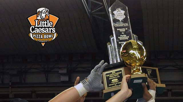 Little Caesars Bowl Trophy Ceremony presented by Capital One