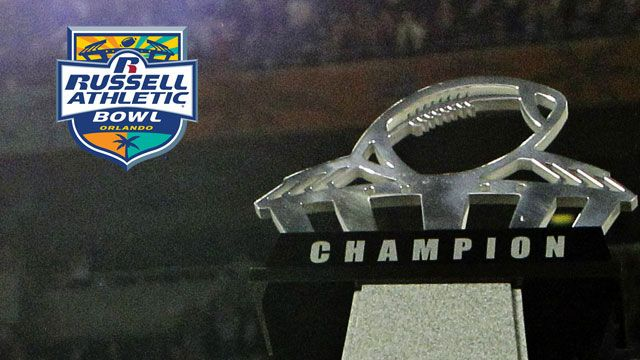 Russell Athletic Bowl Trophy Ceremony presented by Capital One