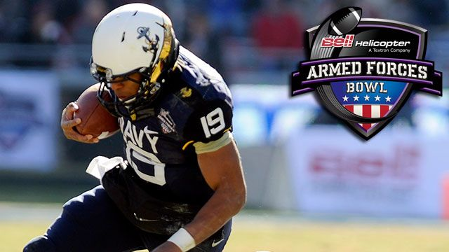Middle Tennessee vs. Navy: Bell Helicopter Armed Forces Bowl