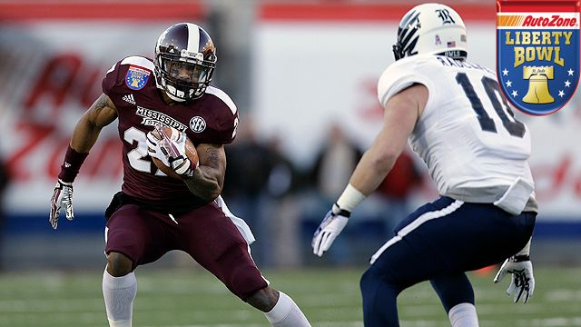 Rice vs. Mississippi State: Autozone Liberty Bowl