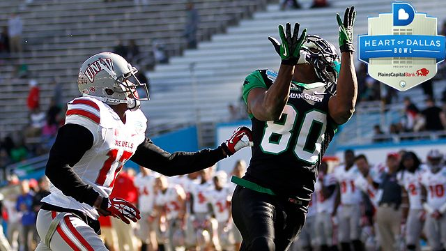 UNLV vs. North Texas: Heart of Dallas Bowl