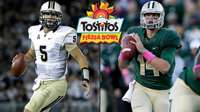 #15 Central Florida vs. #6 Baylor: 2014 Tostitos Fiesta Bowl