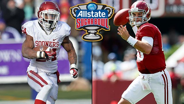 #11 Oklahoma vs. #3 Alabama: 2014 Allstate Sugar Bowl