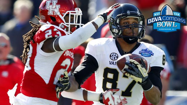 Vanderbilt vs. Houston: BBVA Compass Bowl