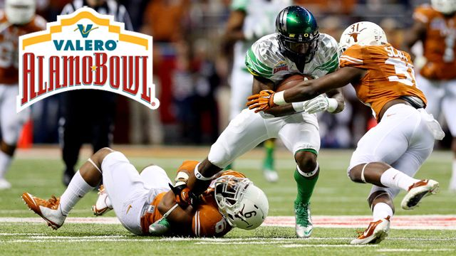 #10 Oregon vs. Texas: Valero Alamo Bowl