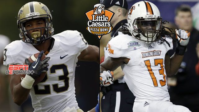 En Espa�ol - Pittsburgh vs. Bowling Green: Little Caesars Bowl