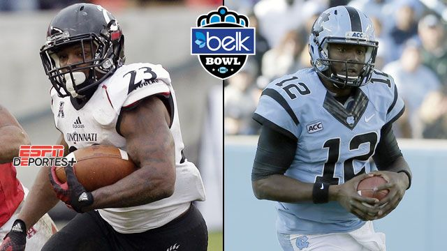 En Espa�ol - Cincinnati vs. North Carolina: Belk Bowl