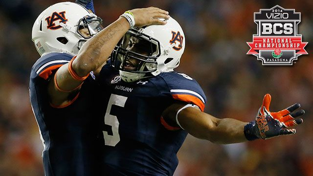 Auburn Radio Call: 2014 Vizio BCS National Championship