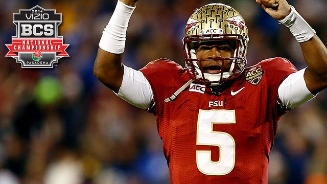 Florida State Radio Call: 2014 Vizio BCS National Championship