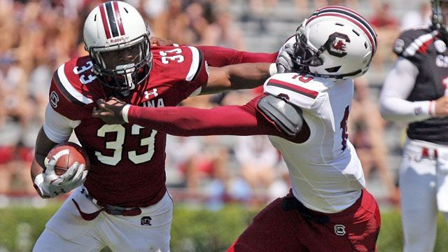 ESPNU Spring Football: South Carolina