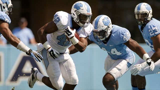 North Carolina Spring Football Game