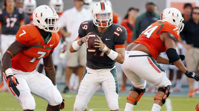 Miami Spring Football Game